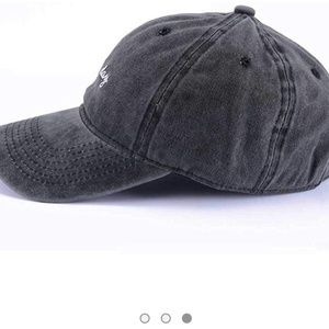 Accessories - NWT BLACK BAD HAIR DAY HAT